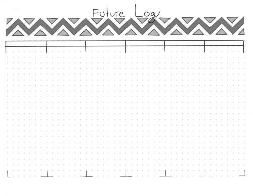 Future Log Beg Set